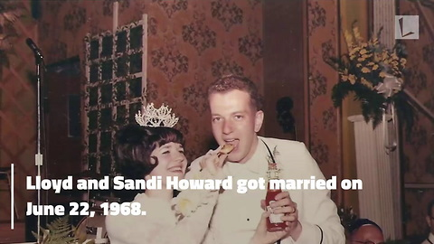 Loving Couple Has Been Celebrating Anniversary at Burger King for 50 Years