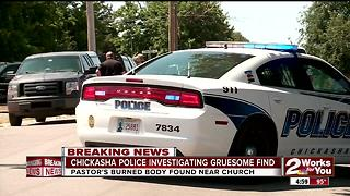 Chickasha Police investigating gruesome death - Video