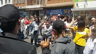 SOUTH AFRICA - Cape Town - Open Streets Woodstock (Video) (qPr)