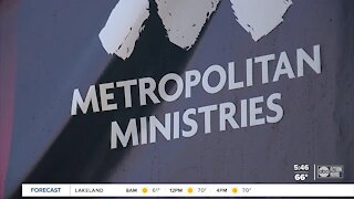 Metropolitan Ministries anticipates greatest need ever for 2020 Holiday Tent