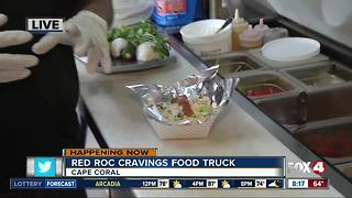 Red Roc Craving Food Truck 815 - Video