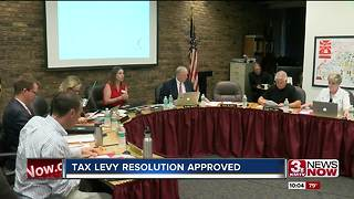 Westside school board approves resolution for tax levy override - Video