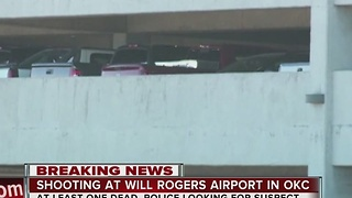 Shooting At Will Rogers World Airport In OKC - Video