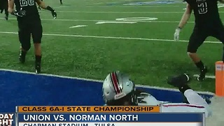 Tulsa Union defeats Norman North, 57-43 to win Class 6A-I State Championship - Video