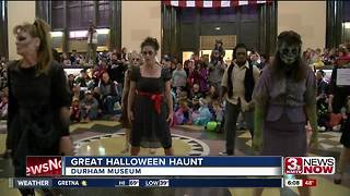 Great Halloween Haunt - Video