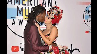 Cardi B has filed for divorce from Offset