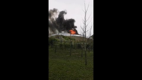 Fire breaks out at Chester Zoo in the UK
