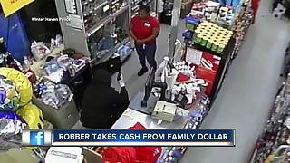 Winter Haven mother held at gunpoint, describes tense armed robbery - Video