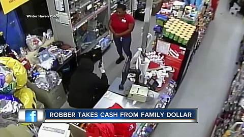 Winter Haven mother held at gunpoint, describes tense armed robbery