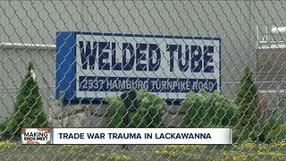 Trade War Trauma in Lackawanna