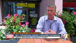 NKY Convention Center expansion long time coming - Video