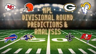 NFL Divisional Round Picks & Analysis