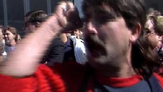 NFL Strike 1987: Angry fans taunt striking Bengals before first replacement game - Video