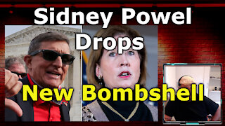 Sidney Powell and Michael Flynn Drop New Huge Bombshell