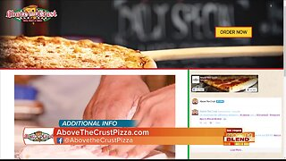 Pizza That Tastes Great And Gives Back!