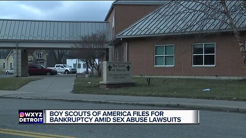 Boy Scouts file for bankruptcy due to sex-abuse lawsuits