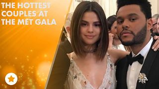 Hollywood couples make red carpet debut at Met Gala - Video