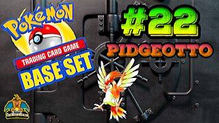 Pokemon Base Set #22 Pidgeotto | Card Vault
