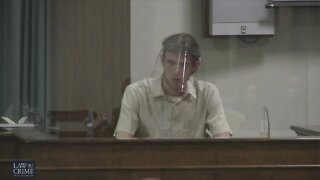 Murder suspect takes stand at trial