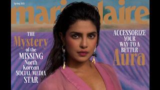 Priyanka Chopra says lockdown was a 'blessing'