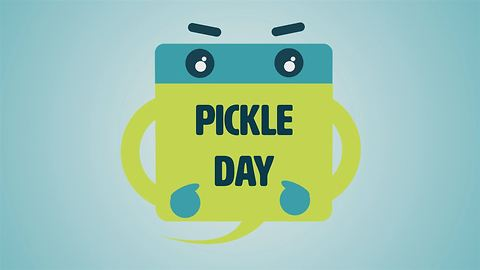 Name The Day: Pickle Day