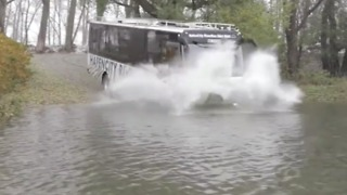RiverBus in Hamburg - MAN - Video