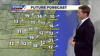 Tuesday's Storm Team 4cast with Brian Niznansky - Video