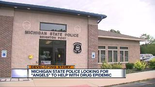 Michigan State Police are searching for volunteers to help addicts - Video