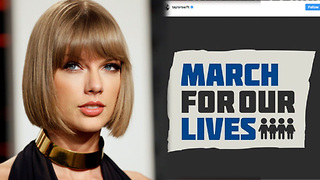 Taylor Swift Makes RARE Political Statement On Instagram! - Video