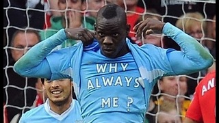 Top 10 Unforgettable Mario Balotelli Moments - Video