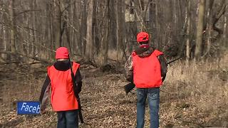 During gun deer season, don't forget safety for young hunters - Video