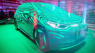 Volkswagen to launch new fully electric hatchback