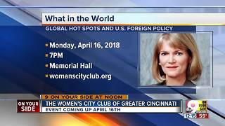 Women's City Club of Greater Cincinnati - Video