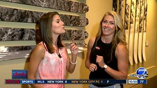 Xfinity Sports Xtra - Alison and Mikaela Shiffrin - Video
