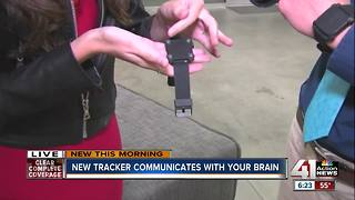 New tracker communicates with your brain - Video