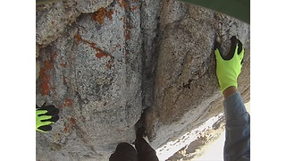 Climbing Mount LeConte (California) - Video