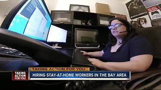Multiple Tampa Bay area companies seeking workers willing to work from home - Video