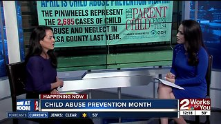 Tulsa group working to prevent child abuse cases