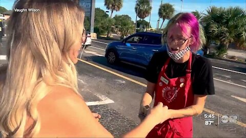 Customer surprises Pasco County server with $2,120 tip