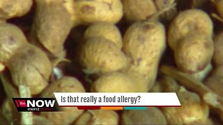 Ask Dr. Nandi: Is that really a food allergy? - Video