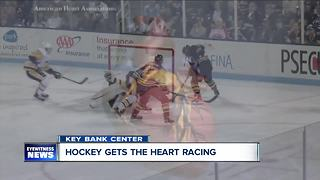 Hockey and heart health - Video