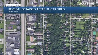 Several detained after shots fired in Grand Chute