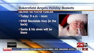 Bakersfield Angels helping 140 foster families