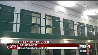 Charlotte County Sheriff's Office investigating death of inmate