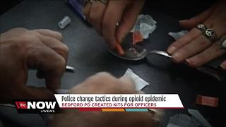 Fentanyl threatens officers responding to overdoses - Video