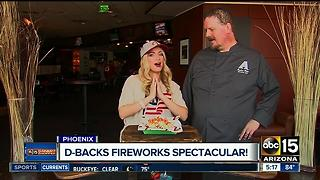 Diamondbacks offering big July 4th celebration - Video