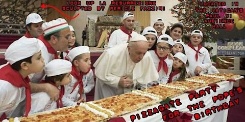 HOW CREEPY IS THE PAPAL???