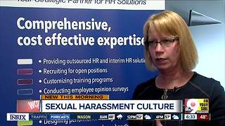 Companies need 'zero tolerance' policy for sexual harassment, HR expert says - Video