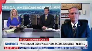 Abbott Warns Americans 'The Floodgates Are Now Open' on Border
