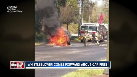 """Former Kia worker blows whistle on car fires and repairs: """"People's lives are at risk"""""""